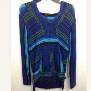 "BCBGmaxazria Hooded ""Jansen"" sweater women's sz xs"